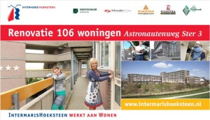 Renovatie Sterflat Hoorn 2012
